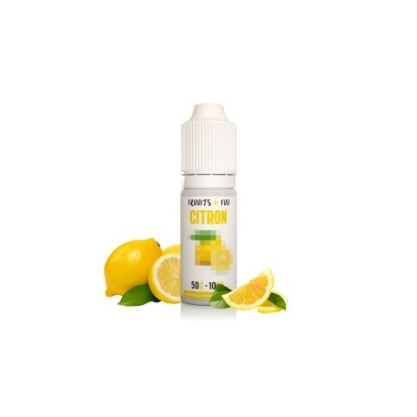 Citron 10ml Fruuits by Fuu