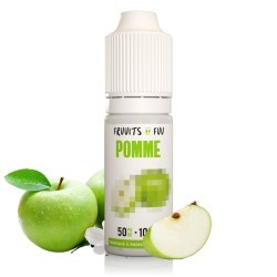 10x Fruuits Pomme 10ML