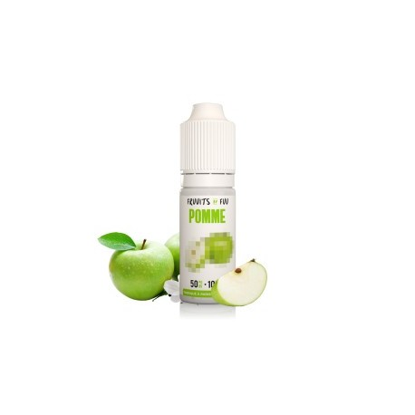 Pomme 10ml Fruuits by Fuu
