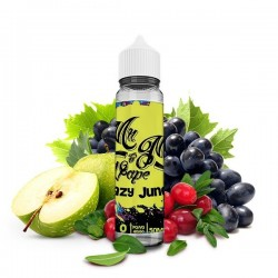 Mr & Mrs Vape Crazy Jungle 50ml