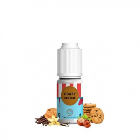 Nova Liquides Crazy Cookie 10ml
