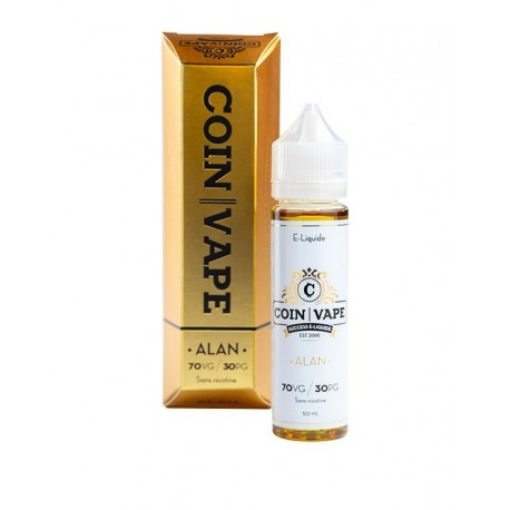 Coin Vape Alan 50ml
