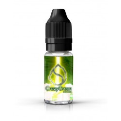 10x Crazy Green 10ML