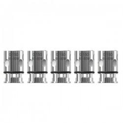 10x Résistances Cold Steel AIO XP Coil 0.15ohm