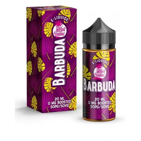 West Indies Barbuda 20 ml