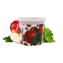 2 boîtes de Ice Frutz Goût Bahrini (Pomme Menthe) 120g