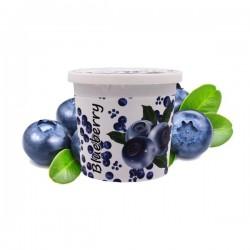 2 boîtes de Ice Frutz Goût Banana Blueberry (Myrtille) 120g