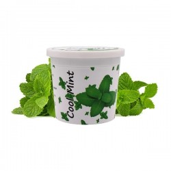 2 boîtes de Ice Frutz Goût Cool Mint (Menthe Verte) 120g