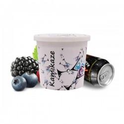 2 boîtes de Ice Frutz Goût Kamikaze (Fruits des Bois Energy Drink) 120g