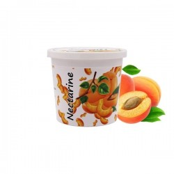 2 boîtes de Ice Frutz Goût Nectarine 120g