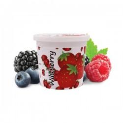 2 boîtes de Ice Frutz Goût Red Berries (Fraise des Bois) 120g