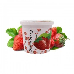 2 boîtes de Ice Frutz Goût Strawberry (Fraise) 120g