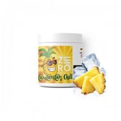 2 Boîtes de ZERO Goût Ananas chill (Ananas glacé) 200g