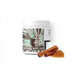 2 Boîtes de ZERO Goût Chewing Wood Gum (chewing gum à la canelle) 200g