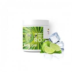 2 Boîtes de ZERO Goût King Lime (Citron vert glacé) 200g