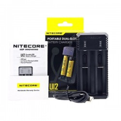 Chargeur UI2 Nitecore
