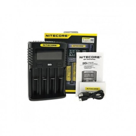 Chargeur UMS4 NITECORE