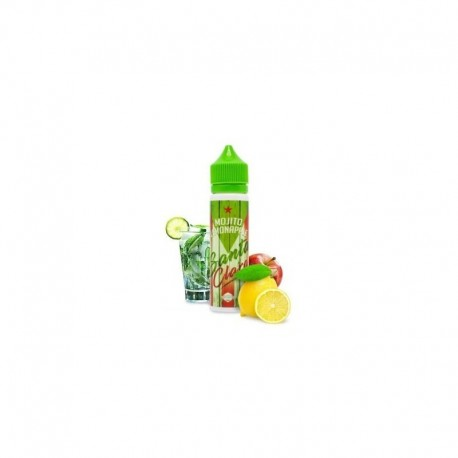 SANTA CLARA LEMON APPLE 50ML
