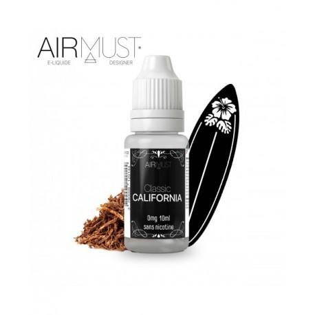 E-LIQUIDE-TABAC CALIFORNIA AIRMUST BLACK LABEL