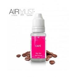 E-LIQUIDE CAFÉ AIRMUST NOUVELLE FORMULE 10ml