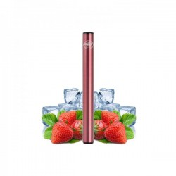 2x Vape Pen Dinner Lady Strawberry Ice 20mg