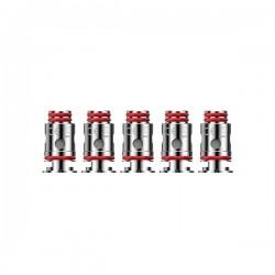 Résistances SPL-10 Mesh Coil 0.6ohm (5pcs)