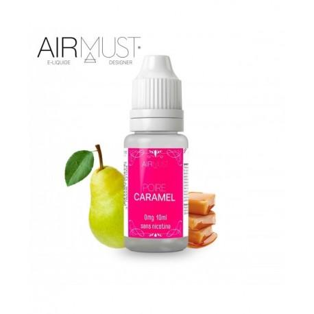 E-LIQUIDE POIRE CARAMEL AIRMUST