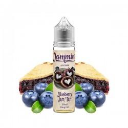 2x Blueberry Jam Tart 50ML