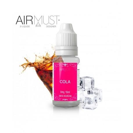 E-LIQUIDE COLA AIRMUST 10ml
