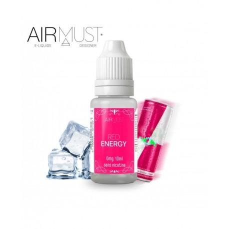 E-LIQUIDE RED ENERGY AIRMUST 10ml