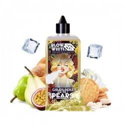 2x BLOW WHITE Goldilocks & The 3 Pears ICE 80ML