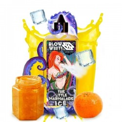2x BLOW WHITE The Little Marmalade ICE 80ML