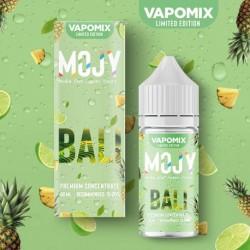 4x Concentré MOJY Bali 30ML VAPOMIX Édition Limitée