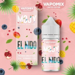 4x Concentré MOJY El Nido 30ML VAPOMIX Édition Limitée
