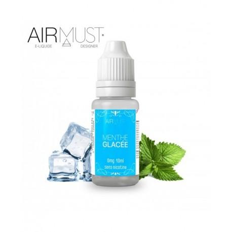 E-LIQUIDE MENTHE GLACEE AIRMUST 10ml