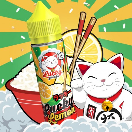 Lucky Lemon Lucky Juices By Swoke 50ML