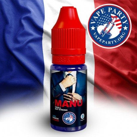VAPE PARTY Manu 10ml