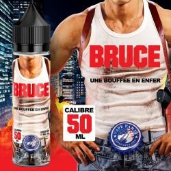 2x BRUCE 50ML