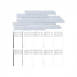 Kit RMC Coil + Cotton Kit Duplex 0.3ohm