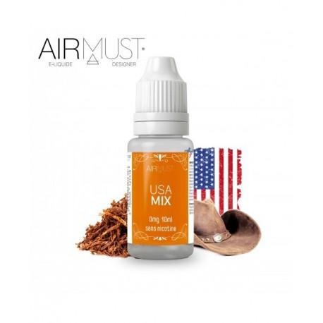E-LIQUIDE-TABAC USA MIX AIRMUST 10ml