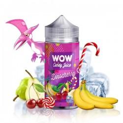2x WOW Dinocherry 100ML