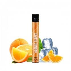 2x Kit Wpuff Orange glacé 600 puffs