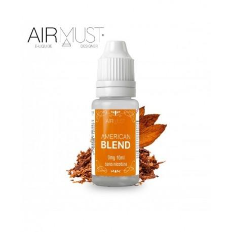 E-LIQUIDE-TABAC AMERICAN BLEND AIRMUST 10ml