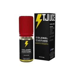 10x T-JUICE Colonel Custard 10ML