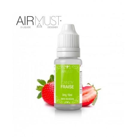 E-LIQUIDE CANDY FRAISE AIRMUST 10ml