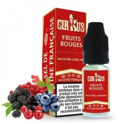 10x Cirkus Fruits Rouges 10ML