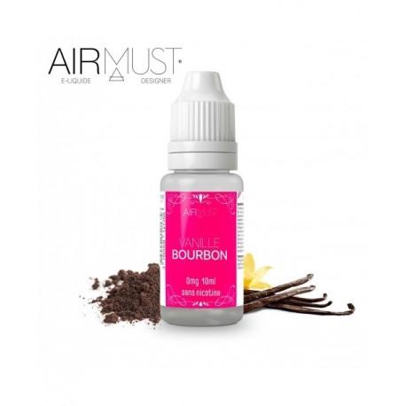 E-LIQUIDE VANILLE BOURBON AIRMUST 10ml