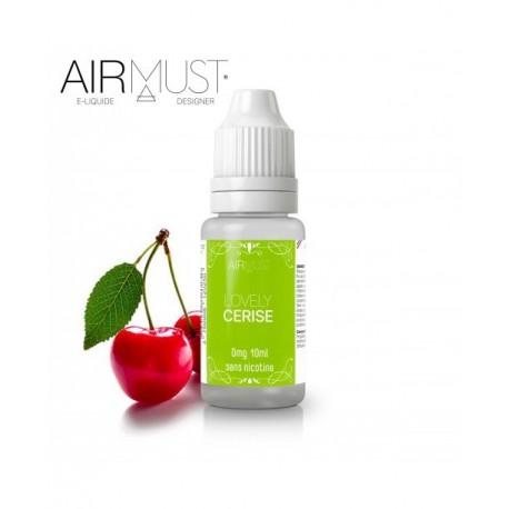 E-LIQUIDE LOVELY CERISE AIRMUST 10ml