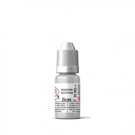 Booster N+ de nicotine 20mg 20PG / 80VG 10ml