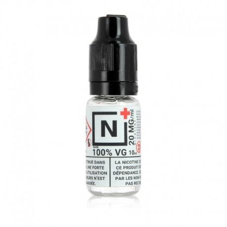 Booster N+ de nicotine 20mg 100VG 10ml